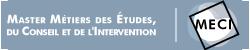 Métiers des Études, du Conseil et de l'Intervention